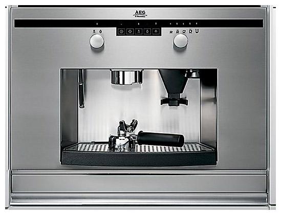 AEG PE 8038M инструкция. Ремонт кофемашин