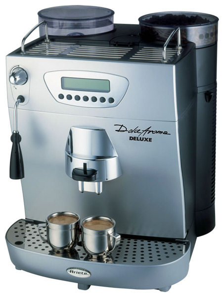 ARIETE 1328 00 лого. Ремонт кофемашин