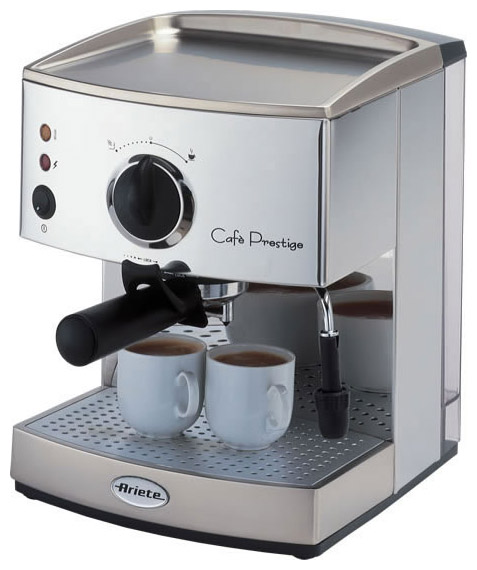 ARIETE 1375 лого. Ремонт кофемашин