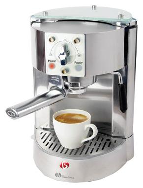 BINATONE SGE 9904 лого. Ремонт кофемашин