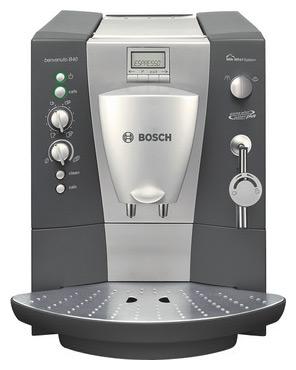 BOSCH TCA 6401 лого. Ремонт кофемашин