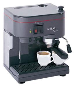 BRIEL CLASSIC ES51 лого. Ремонт кофемашин