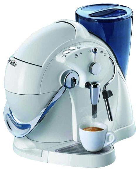 CAFFITALY лого. Ремонт кофемашин