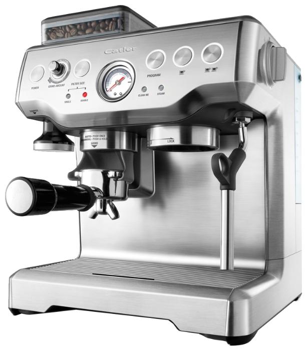 CATLER ES 8012 лого. Ремонт кофемашин