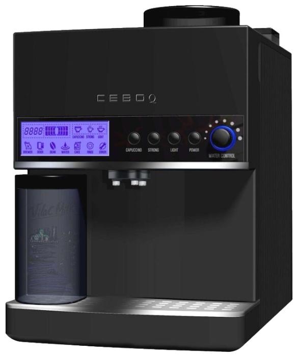 CEBO YCC-50B лого. Ремонт кофемашин
