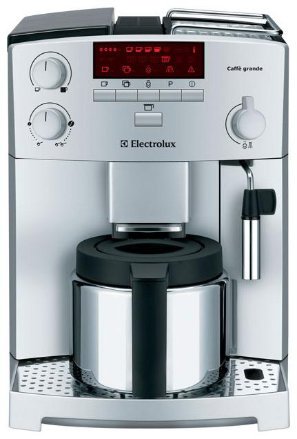 ELECTROLUX ECG 6200 инструкция. Ремонт кофемашин