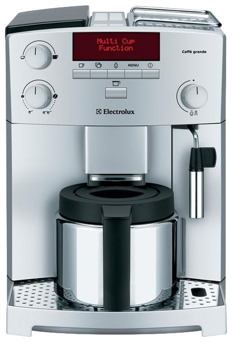ELECTROLUX ECG 6400 инструкция. Ремонт кофемашин