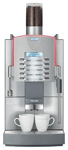 FRANKE SPECTRA S инструкция. Ремонт кофемашин