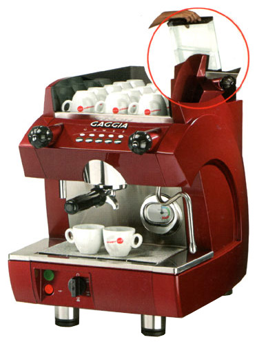 Ремонт GAGGIA ONE GD
