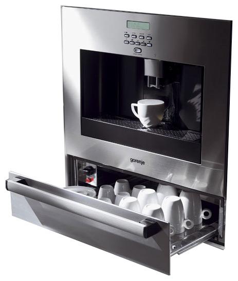 GORENJE CFA 9100 E инструкция. Ремонт кофемашин