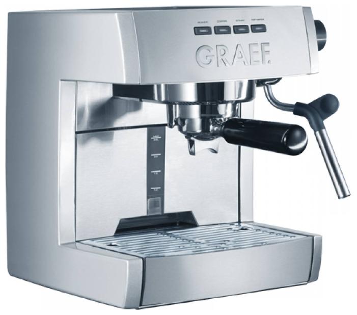 GRAEF лого. Ремонт кофемашин
