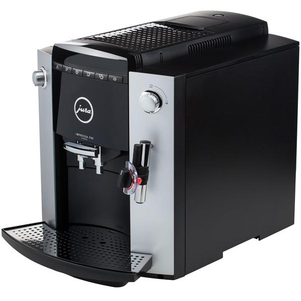 JURA IMPRESSA F55 CLASSIC инструкция. Ремонт кофемашин