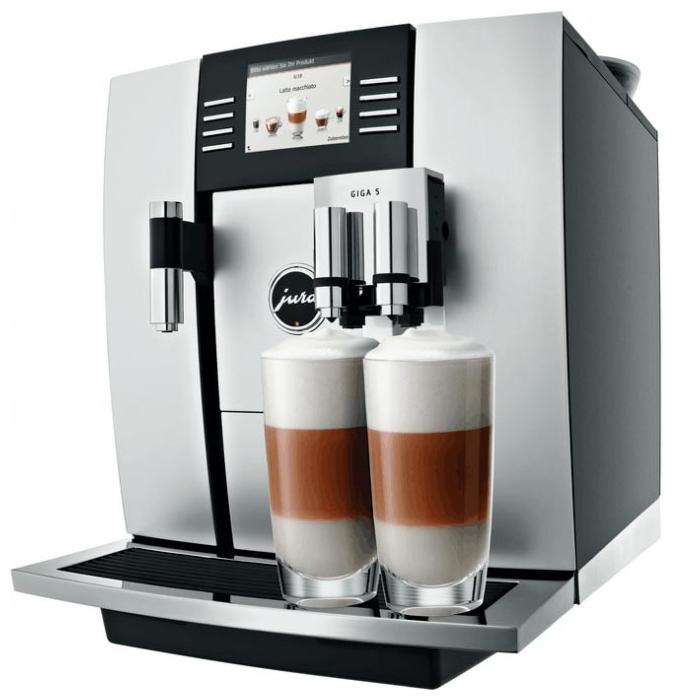 JURA GIGA 5 инструкция. Ремонт кофемашин