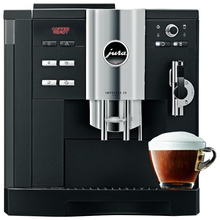 JURA IMPRESSA S9 CLASSIC инструкция. Ремонт кофемашин