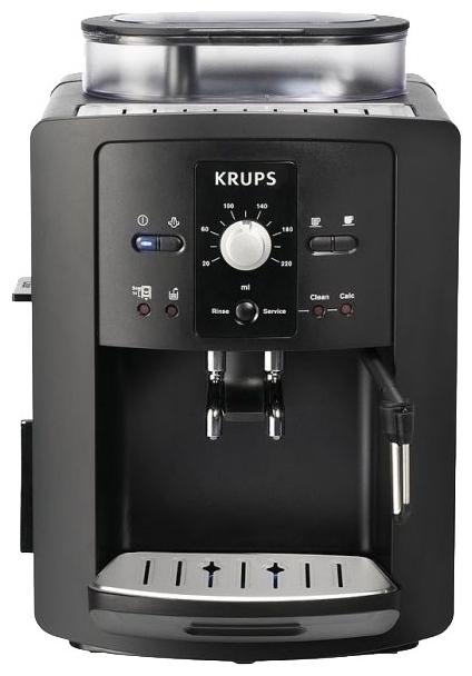 KRUPS EA8000 инструкция. Ремонт кофемашин