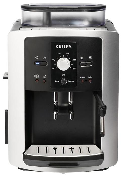 KRUPS EA8005 ESPRESSERIA AUTOMATIC инструкция. Ремонт кофемашин