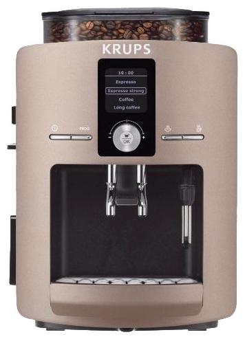 KRUPS EA8200 ESPRESSERIA AUTOMATIC инструкция. Ремонт кофемашин
