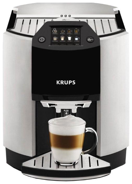 KRUPS EA9000 BARISTA инструкция. Ремонт кофемашин