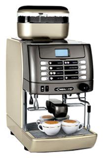 LA CIMBALI лого. Ремонт кофемашин
