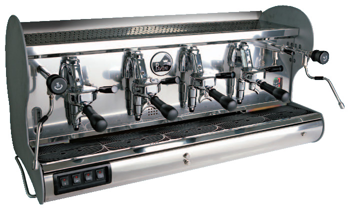 Ремонт LA PAVONI BAR S HARD 4GR