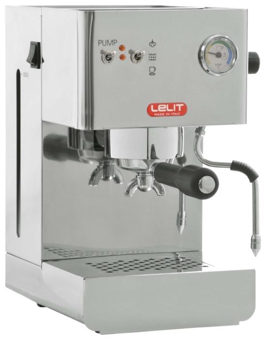 LELIT PL41PLUS лого. Ремонт кофемашин