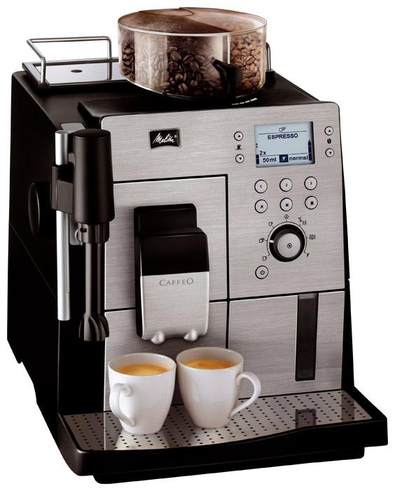 Ремонт MELITTA CAFFEO 76