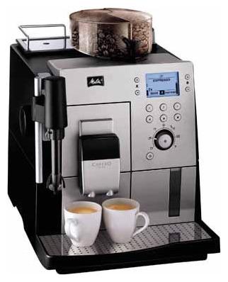 Ремонт MELITTA CAFFEO 84
