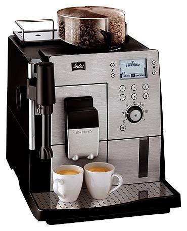 Ремонт MELITTA CAFFEO 86