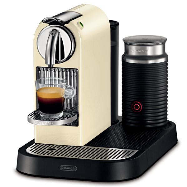 NESPRESSO DE LONGHI CITIZAMPMILK EN266WAE инструкция. Ремонт кофемашин