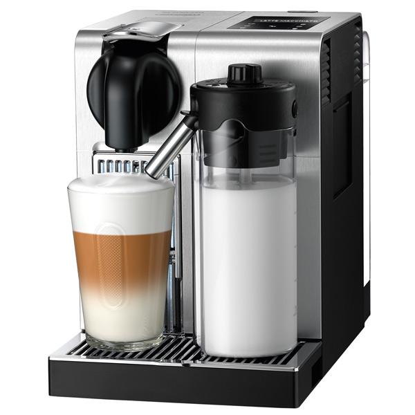NESPRESSO DE LONGHI LATTISSIMA PRO EN750 MB лого. Ремонт кофемашин