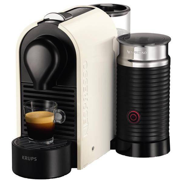NESPRESSO KRUPS U AMP MILK XN260110 инструкция. Ремонт кофемашин
