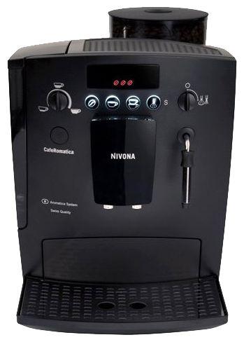 NIVONA лого. Ремонт кофемашин