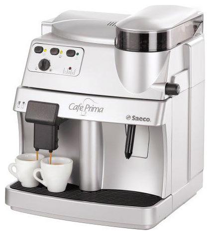 SAECO CAFE PRIMA лого. Ремонт кофемашин