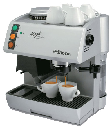 Ремонт SAECO MAGIC CAPPUCCINO COMBI
