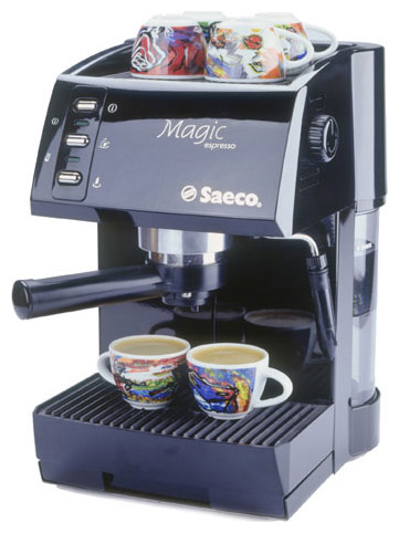 Ремонт SAECO MAGIC ESPRESSO
