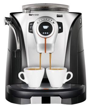 SAECO ODEA GIRO лого. Ремонт кофемашин