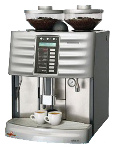 SCHAERER COFFEE ART PLUS CTS-2M лого. Ремонт кофемашин