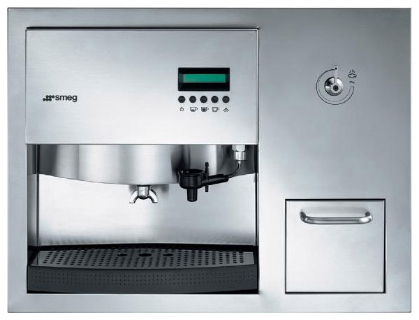 SMEG SCM1-1 лого. Ремонт кофемашин