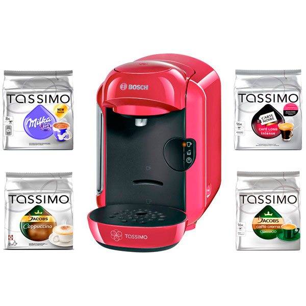 TASSIMO лого. Ремонт кофемашин
