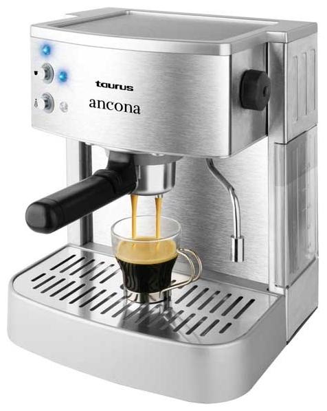 TAURUS ANCONA лого. Ремонт кофемашин