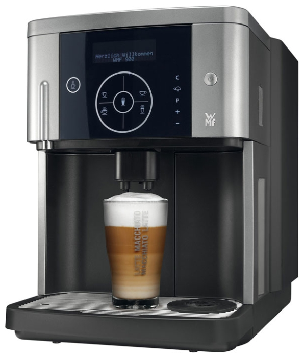 WMF 900 S лого. Ремонт кофемашин
